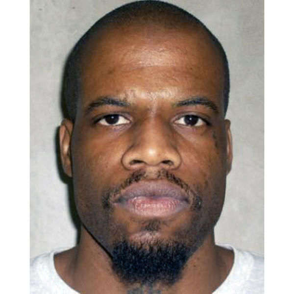 FILE - This June 29, 2011, file photo provided by the Oklahoma Department of Corrections, shows Clayton Lockett, who was executed with the use of the sedative midazolam on April 29, 2014. Lockett's execution left him writhing and clenching his teeth on the gurney inside the death chamber at the Oklahoma State Penitentiary in McAlester, leading prison officials to halt the proceedings before his eventual death about 43 minutes after the procedure began. Questions about whether midazolam can prevent prisoners from suffering while they die have persisted since several states in 2014 began using the drug as part of their lethal injection protocols. (Oklahoma Department of Corrections via AP, File)