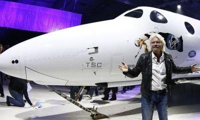 Richard Branson reveals his astronaut training as space visit looms