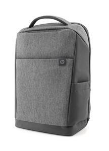 The HP Renew Travel 15.6-inch backpack and laptop bag are using sustainable fiber materials made from plastic bottles and waste; 6 bottles are recycled into the laptop bag and 10 bottles are recycled into the backpack. [54]