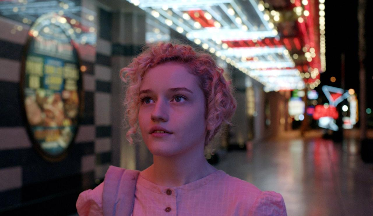 <p>Garner's first lead role was in this 2012 indie film, where she plays Rachel, a 15-year-old girl from a fundamentalist Mormon community in Utah who - after learning that she is expecting - believes she became pregnant by listening to a song on a cassette tape.</p>