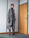 <p>Celebrities including Gwyneth Paltrow, Lena Dunham and Florence Welch have all been spotted in the brand's multi-printed looks.<br><i>[Photo: Instagram/motherofpearl]</i> </p>