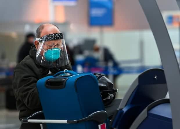 It's unclear yet when exactly air passengers landing in Canada will be required to take a COVID-19 test and check into a quarantine hotel.