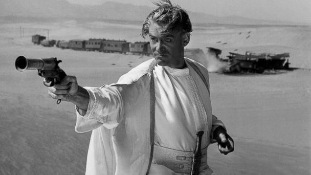 PHOTO: Peter O'Toole on the set of the film 'Lawrence of Arabia,' released in 1962. (Columbia Pictures/Getty Images)