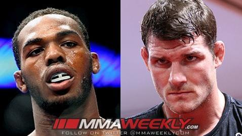 The Villain: Jon Jones and Michael Bisping Talk About Embracing the Hate in MMA