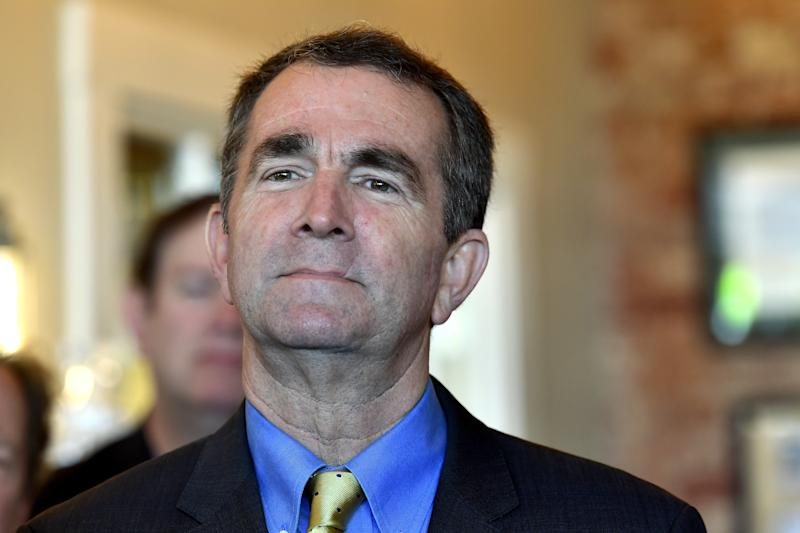 Ralph Northam, Democratic candidate for governor of Virginia, has struggled to allay progressive skepticism throughout his campaign. (The Washington Post/Getty Images)