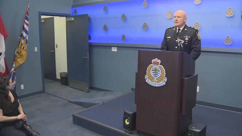 'Run, hide and fight': VPD provides tips on how to survive armed attack