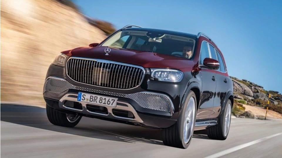 Mercedes-Maybach GLS 600 to debut in India next week