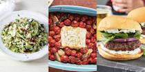 <p>After THAT viral Baked Feta Pasta recipe on TikTok, it's fair to say the search for feta recipes has soared. And we're pleased because we're obsessed with feta - it's salty, crumbly and incredibly delicious, perfect in pasta dishes, salads and even burger dressings.</p><p>Here are our favourite feta cheese recipes you NEED to try. </p>