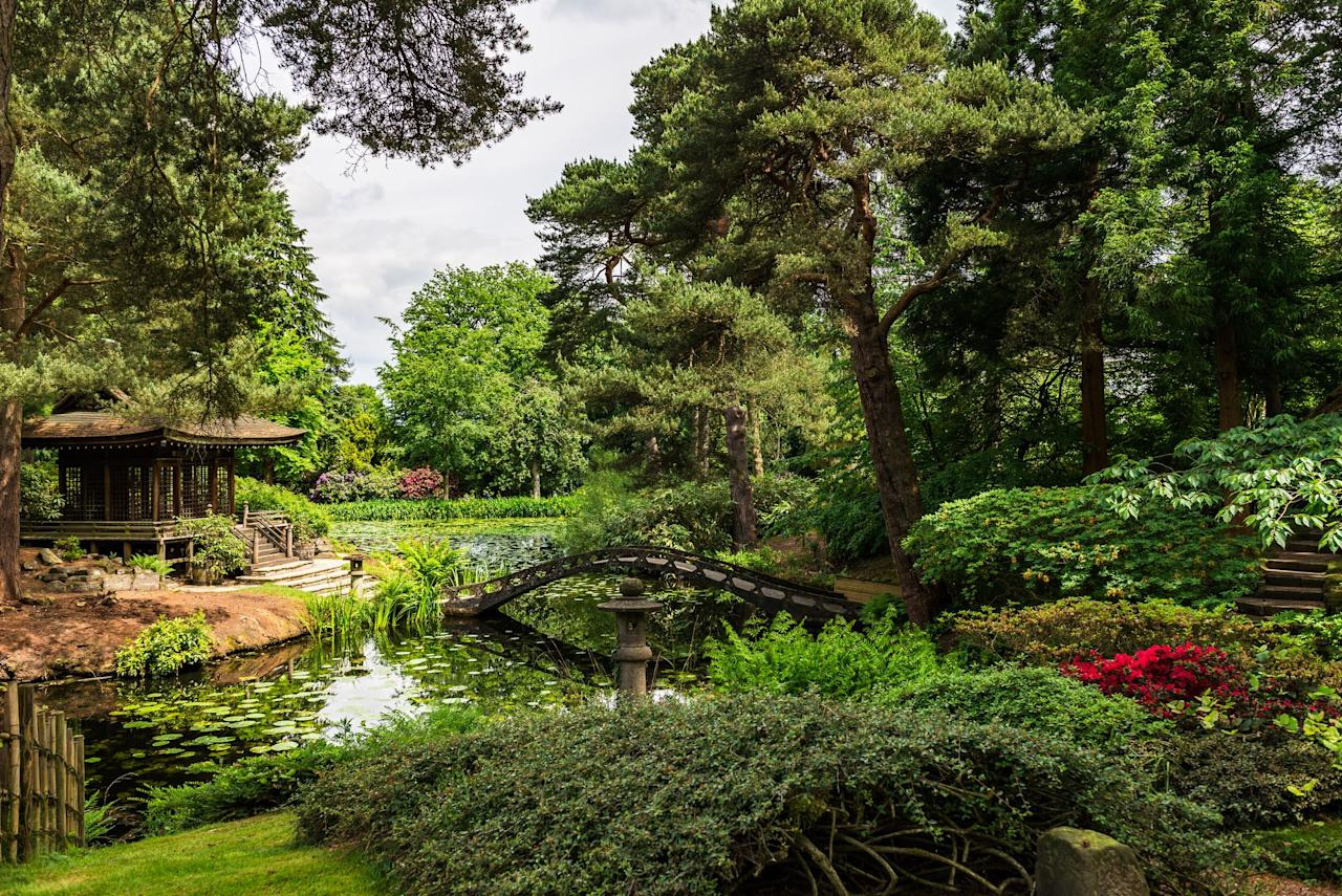 "<p>This year Brits have spent more time in their gardens than ever before. And, not only do we love our own outdoor spaces, but visiting beautifully landscaped <a href=""https://www.countryliving.com/uk/travel-ideas/staycation-uk/g33803892/uk-gardens/"" target=""_blank"">gardens</a> is also one of our favourite pastimes. </p><p>National Trust gardens provide a scenic (and socially-distanced) day out, and their gorgeous flower gardens, manicured lawns and quaint <a href=""https://www.countryliving.com/uk/homes-interiors/gardens/g33790549/solar-water-features/"" target=""_blank"">water features</a> also provide the perfect inspiration for anyone looking to spruce up their own outdoor area. </p><p>To help inspire both UK trips and garden renovations, <a href=""https://www.ratedpeople.com/find-quotes/a?rpadc=gen1&gclid=EAIaIQobChMI8-C6maC26wIVuIBQBh2VLQAFEAAYASAAEgIsKPD_BwE"" target=""_blank"">Rated People</a> has created an index, based on how picturesque and how well-rated the gardens are, to reveal the best National Trust garden in the country. </p><p>Every National Trust garden in the UK was analysed, using both the number of Instagram hashtags and quality of Google reviews to create a unique index of the best gardens across the UK. </p><p>The research reveals that Tatton Park in Cheshire is the best National Trust garden to visit in Britain. The historical estate boasts a neo-classical mansion surrounded by landscaped gardens stretching over 50 acres. Beyond the gardens are a thousand more acres of parkland with wild deer grazing, a rare breed farm and a medieval Old Hall to explore.</p><p>Cheshire and Derbyshire are the counties with the most National Trust gardens in the top 10. Tatton Park and Lyme Park in Cheshire rank first and sixth, whilst Calke Gardens and Parklands and Hardwick Gardens and Parkland place at eighth and ninth respectively.</p><p>See the 10 best National Trust Gardens below:<br></p>"