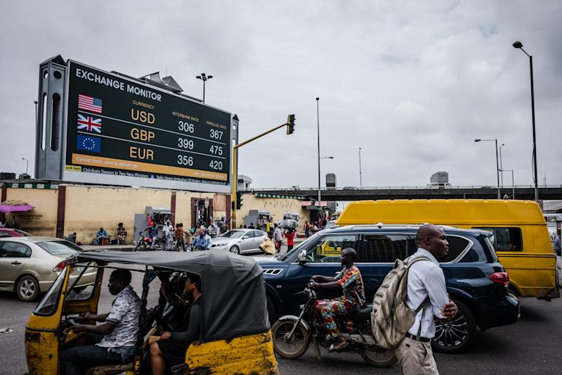 Nigeria Says Its Targeted Forex Ban Is Needed for Food Security