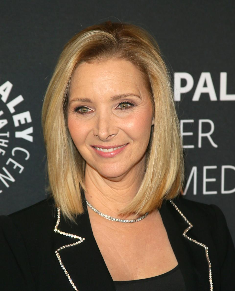 BEVERLY HILLS, CALIFORNIA - NOVEMBER 21: Lisa Kudrow attends the Paley Honors: A Special Tribute To Television's Comedy Legends at the Beverly Wilshire Four Seasons Hotel on November 21, 2019 in Beverly Hills, California. (Photo by Jean Baptiste Lacroix/WireImage)