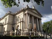 """<p>Tate Britain's online portal offers virtual tours around its rooms showing a chronological display of Britain's greatest artists of all time. Easily click your way through the collection in order of decade, allowing you to see a clear overview of British art from 1545 to the present day. </p><p><a class=""""link rapid-noclick-resp"""" href=""""https://www.tate.org.uk/visit/tate-britain/display/walk-through-british-art"""" rel=""""nofollow noopener"""" target=""""_blank"""" data-ylk=""""slk:Take a virtual tour"""">Take a virtual tour </a></p>"""