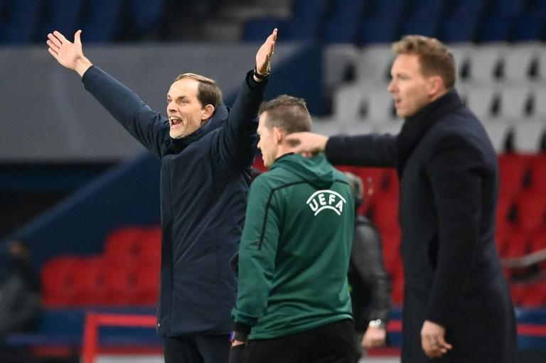 Thomas Tuchel responded angrily to some questions from the media after PSG's unconvincing Champions League win over RB Leipzig in midweek