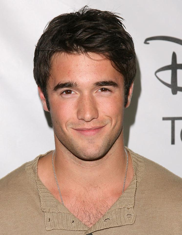"<a href=""/joshua-bowman/contributor/5132257"">Josh Bowman</a> (""<a href=""/revenge/show/47457"">Revenge</a>"") attends the 2012 ABC Winter TCA All-Star Party at the Langham Huntington Hotel on January 10, 2012 in Pasadena, California."