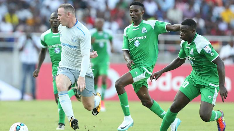 Everton confirms date for a friendly against Kenyan champions Gor Mahia