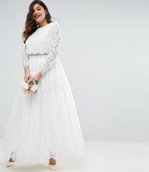 9dc64a4ee9c 14 plus-size wedding dresses under  400 that will slay your wedding day