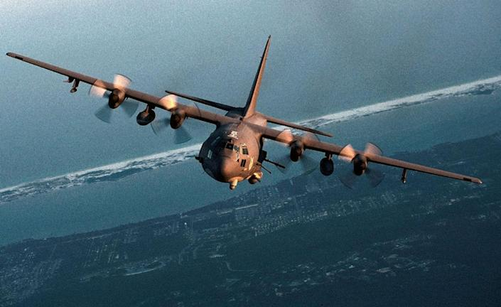 The Upgraded AC 130 Is the Ultimate Gunship