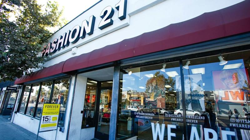 The first Forever 21 store opened in 1984 on Figueroa Street in Highland Park. The company was then called Fashion 21.