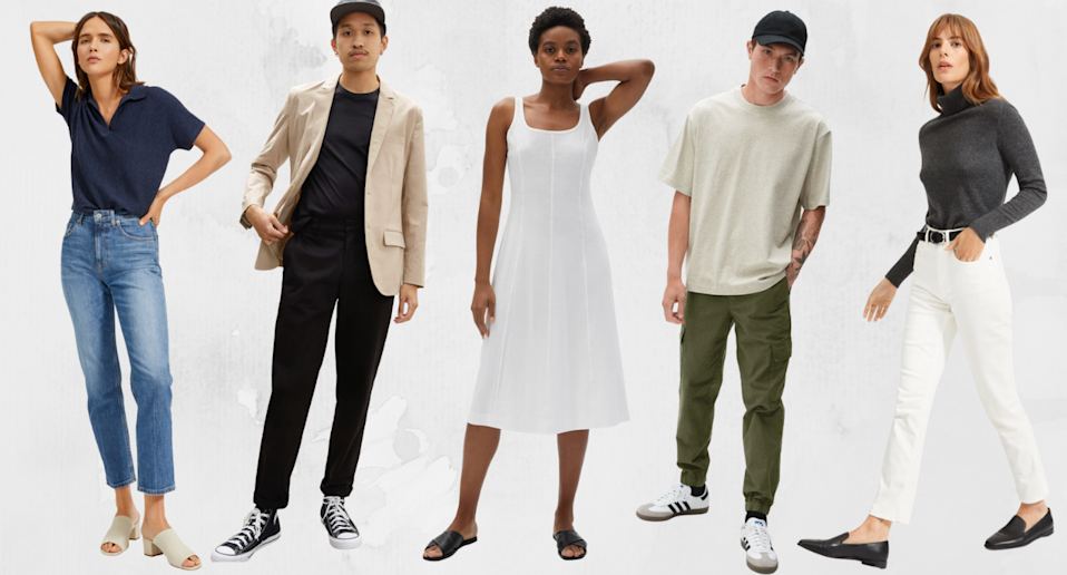 Everlane is having an up to 60% off summer sale — these are the items you don't want to miss (Photos via Everlane)