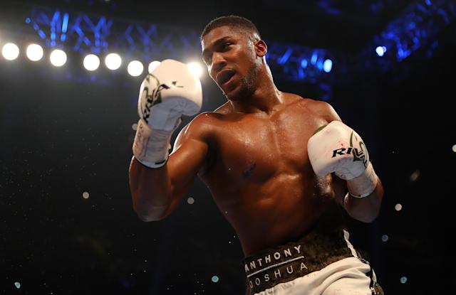 Is Anthony Joshua Joining UFC? Switch from Boxing Could Earn Heavyweight Champion $500m
