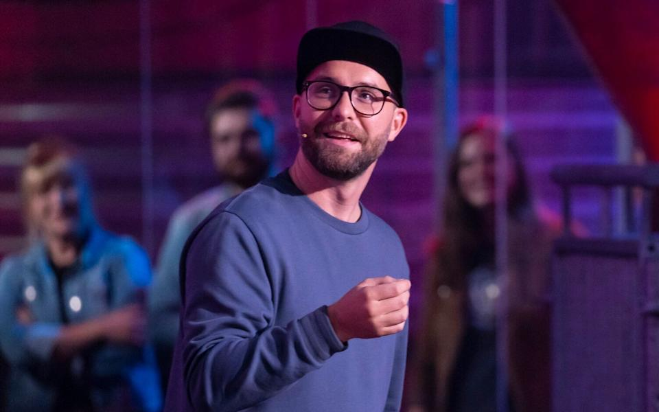 Mark Forster, The Voice of germany 2020