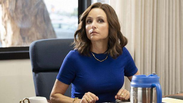 PHOTO: Julia Louis-Dreyfus appears on an episode of 'Veep.' (Colleen Hayes/HBO)