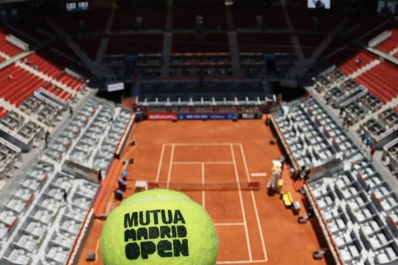 Organisers Told Not to Hold Madrid Open Amid Surge in Covid-19 Cases in Spanish Capital