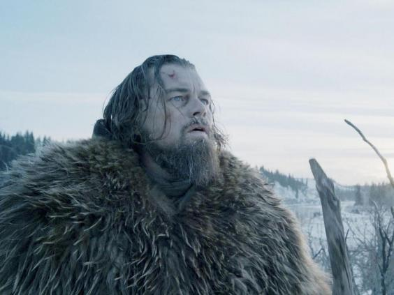 Leonardo DiCaprio produced an Oscar-winning performance in 'The Revenant', the revenge western tour de force (Rex)