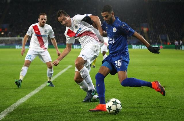 Leicester City v Club Brugge – UEFA Champions League – Group G – King Power Stadium