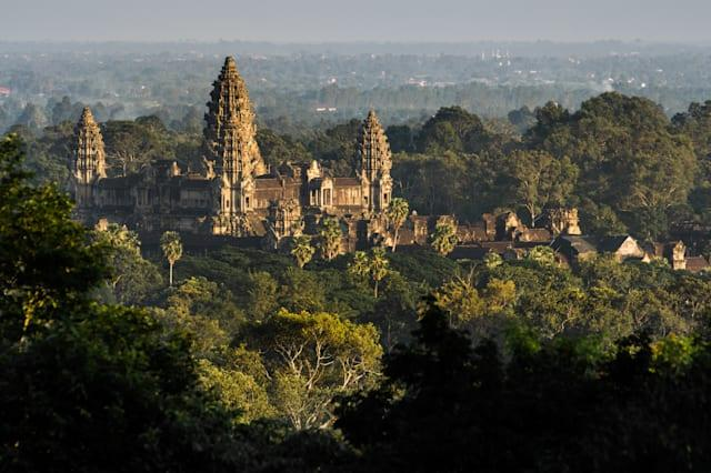 Angkor First touch