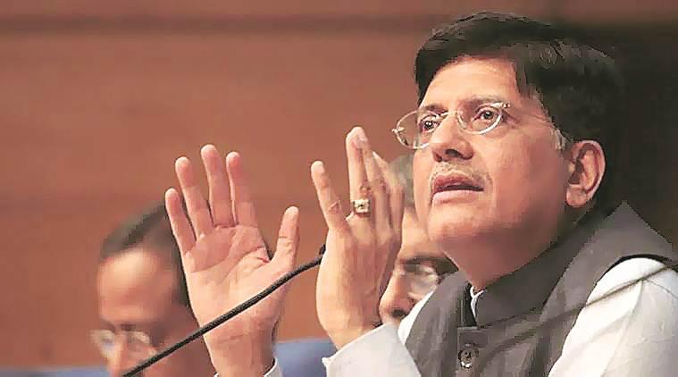 Maharashtra can buy encroached railway land to implement SRA scheme, says Piyush Goyal