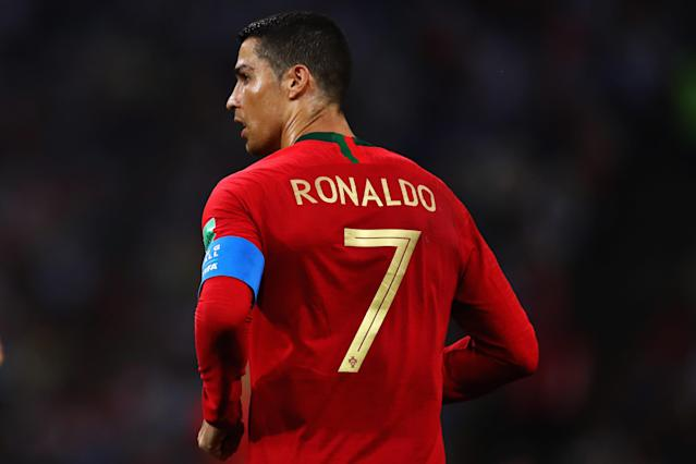 Cristiano Ronaldo could be heading back to Manchester United.