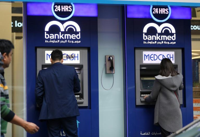 Lebanon's financial crisis has prompted banks to impose strict limits on withdrawals