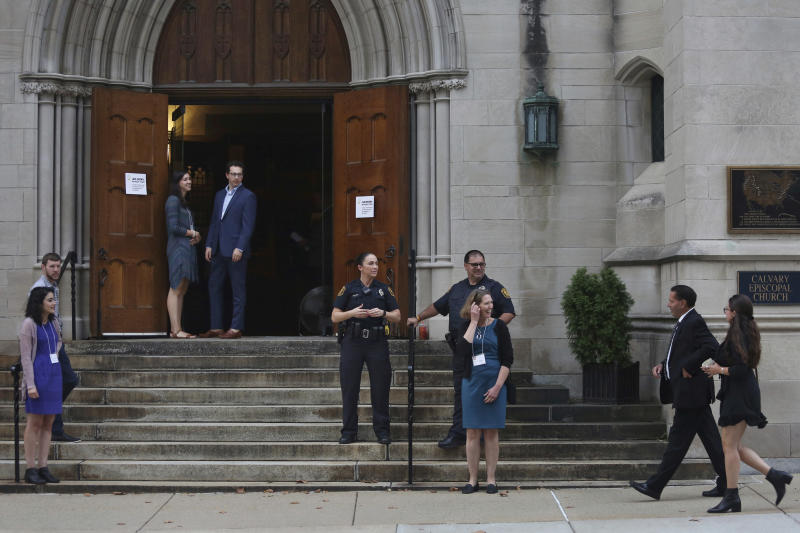 Synagogue Security