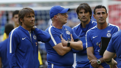 Chelsea have 'problems' but Conte doesn't want sympathy