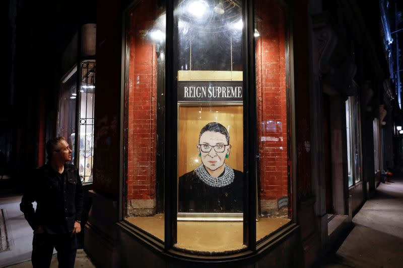 Ginsburg's death on Rosh Hashanah especially significant for some Jewish Americans