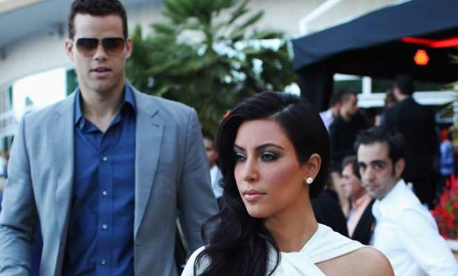 Kim Kardashian: Just as pissed at Kris Humphries as she was when they were married.