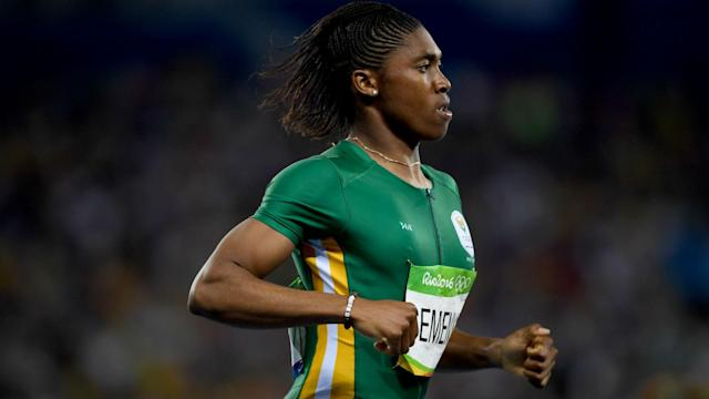 """Sebastian Coe says a new ruling on testosterone levels is aimed at """"levelling the playing field"""" in women's track events."""