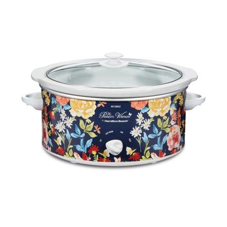The Pioneer Woman 5-quart slow cooker