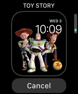 best apple watch faces toy story111