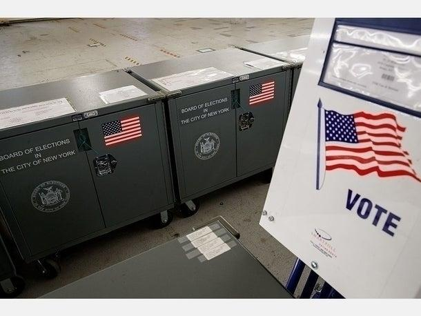 New Yorkers who run into trouble voting in this month's election can call a hotline set up by the Attorney General.