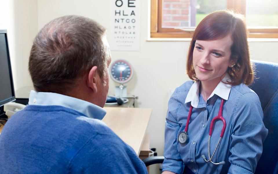 Primary care accounted for £88 million - Getty Images Contributor
