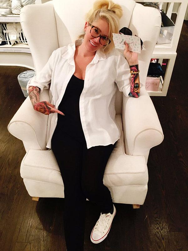 """The former adult film star announced she's expecting her third child on Instagram and Twitter, writing, """"It's OFFICIAL!! I'm pregnant!!"""" accompanied by a photo of herself sporting a growing baby bump. """"My fiancé Lior Bitton and I are over the moon. God has blessed us,"""" the mother-to-be (and mom to 7-year-old twin boys Jesse and Journey) tells PEOPLE exclusively. """"I can confirm that it's only one baby this time (thank goodness)! I'm looking forward to a fun, healthy pregnancy."""""""