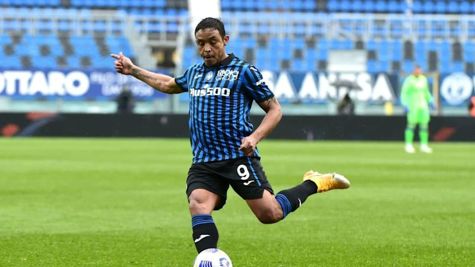 Muriel, attaccante dell'Atalanta | Pier Marco Tacca/Getty Images