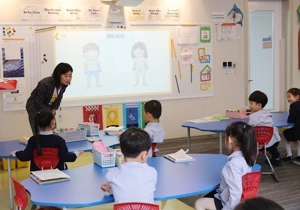 Chen Jing's sex education start-up provides training for teachers and extracurricular sexuality education classes for children of different age groups. Photo: Chen Jing