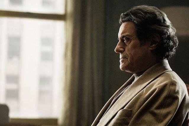 Ian McShane in <em>American Gods</em>. (Photo: Starz)