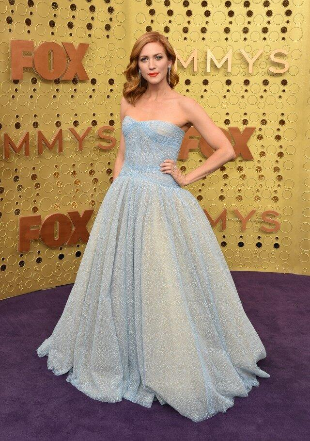 Brittany Snow at 2019 Emmy Awards
