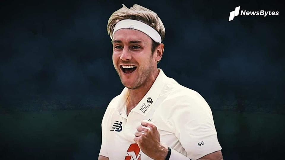 England fast bowler Stuart Broad set to break these records