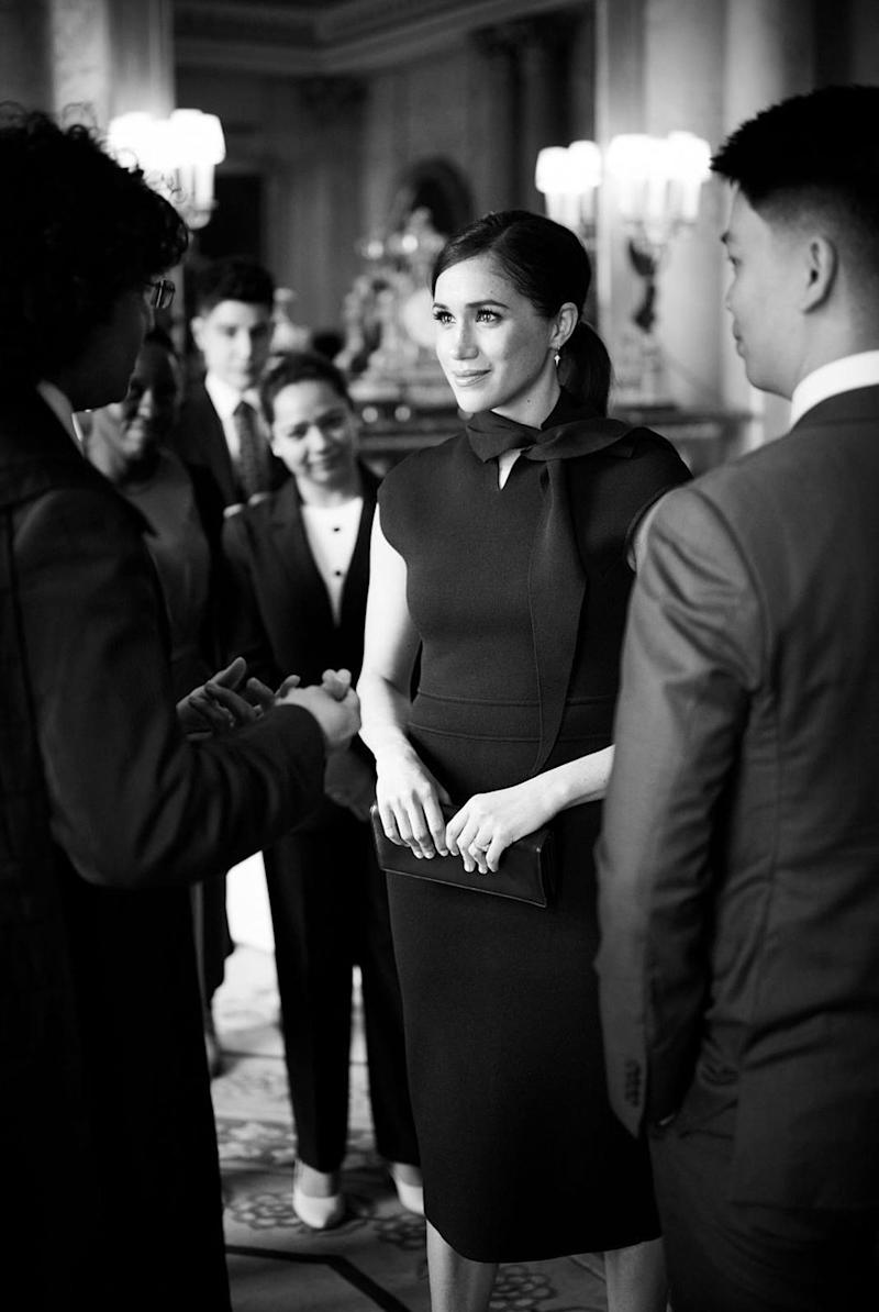 Photo credit: The Duke and Duchess of Sussex/Chris Allerton - Getty Images