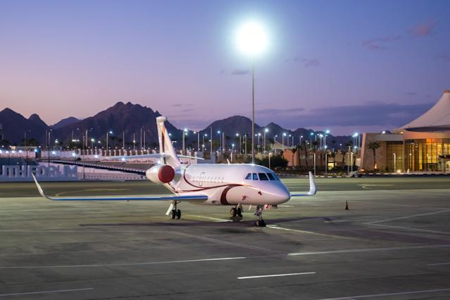 Coronavirus: How to charter a private jet for less than £1,200